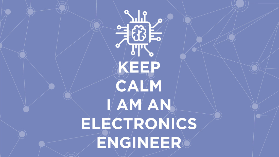 Ingénieur électronique fiche métier.