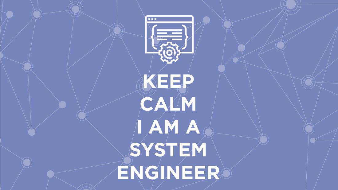 Ingénieur système fiche métier