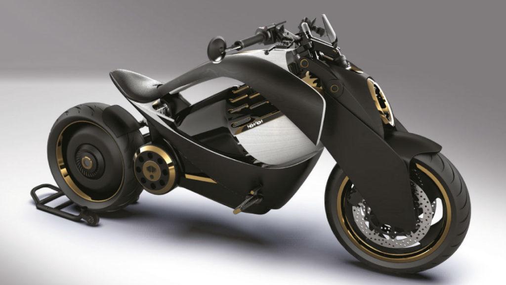 Stage banc de test pour moto électrique premium